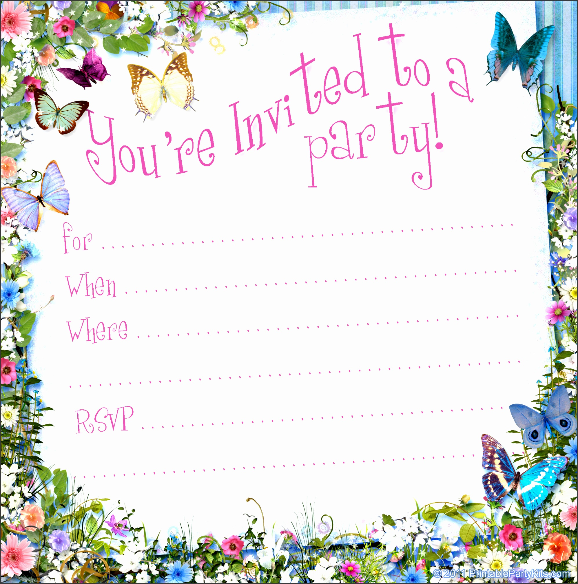 birthday party invitation templates free cimvitation birthday party invitation templates free is the newest