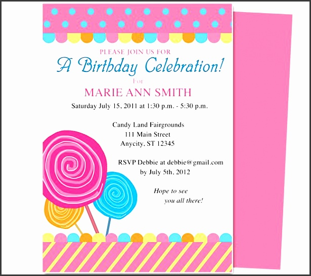 free kids birthday party invitations wording ideas this invitation for free at s