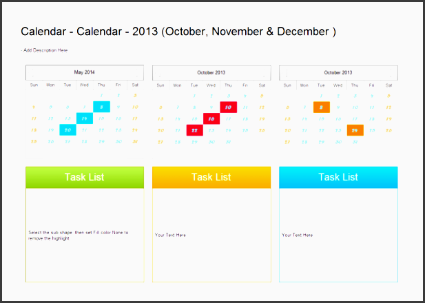 business plan calendar template project management templates from your business template