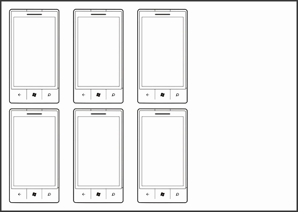 windows phone sketch templates passions dev