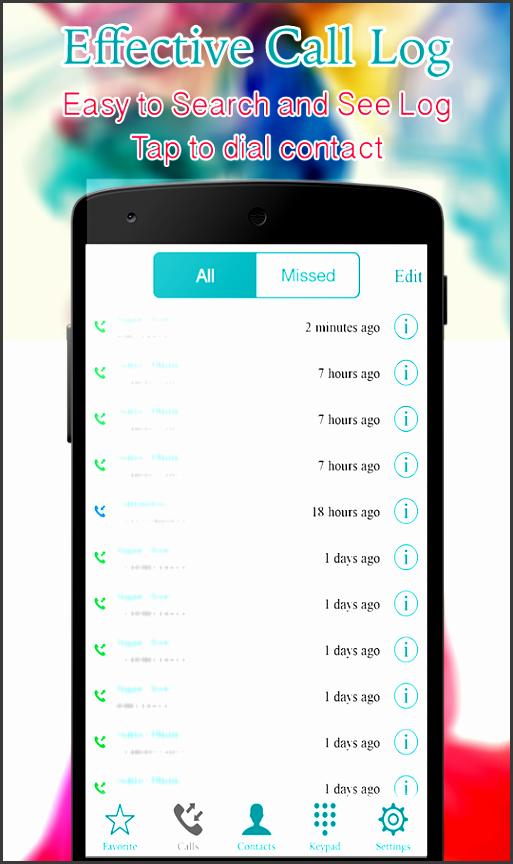 caller screen g5 lg dialer id screenshot