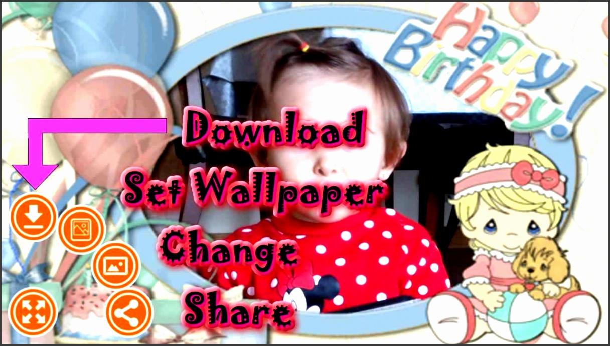 create birthday invitations screenshot