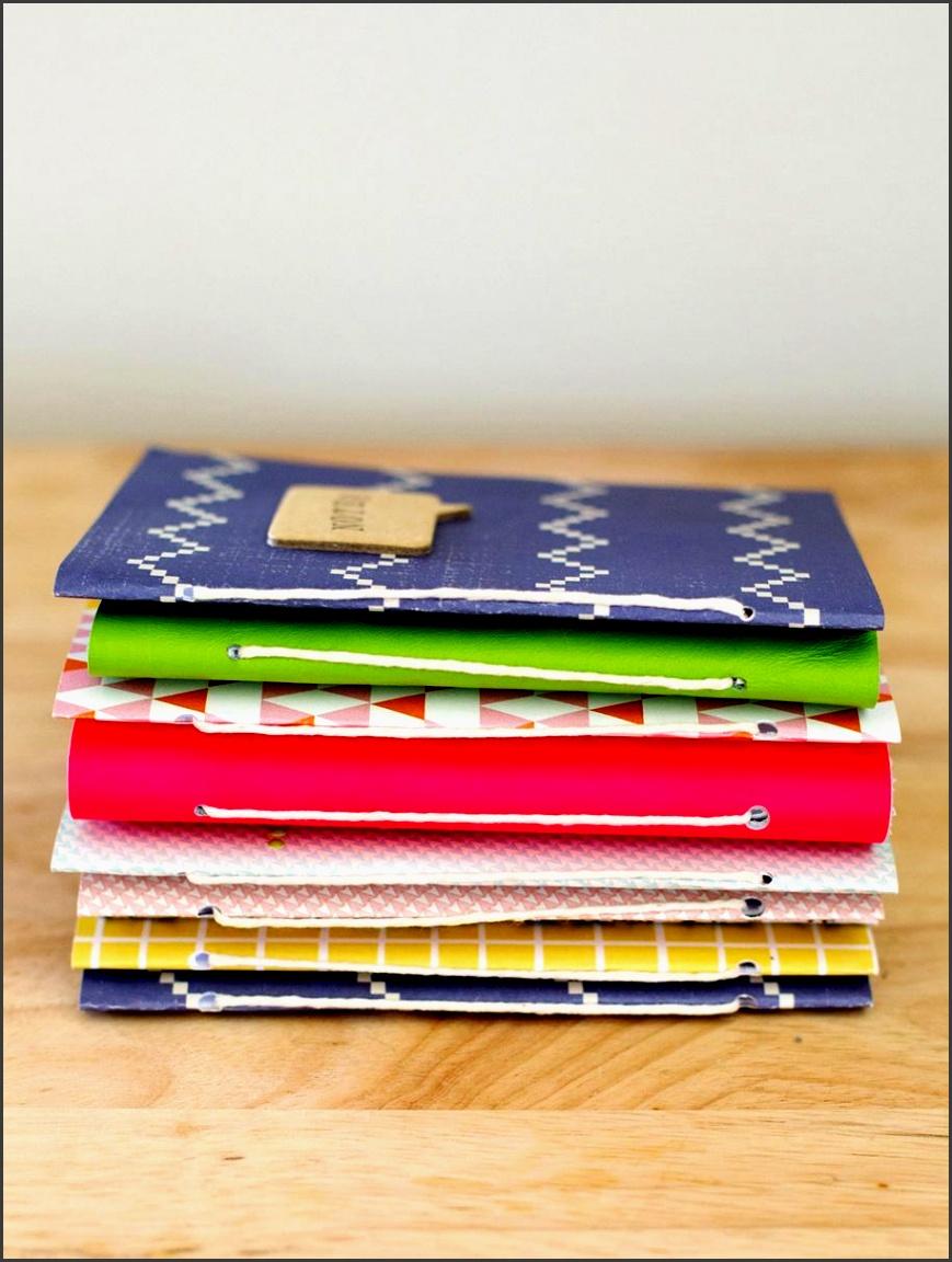 handmade ts ideas t idea homemade journals a beautiful mess