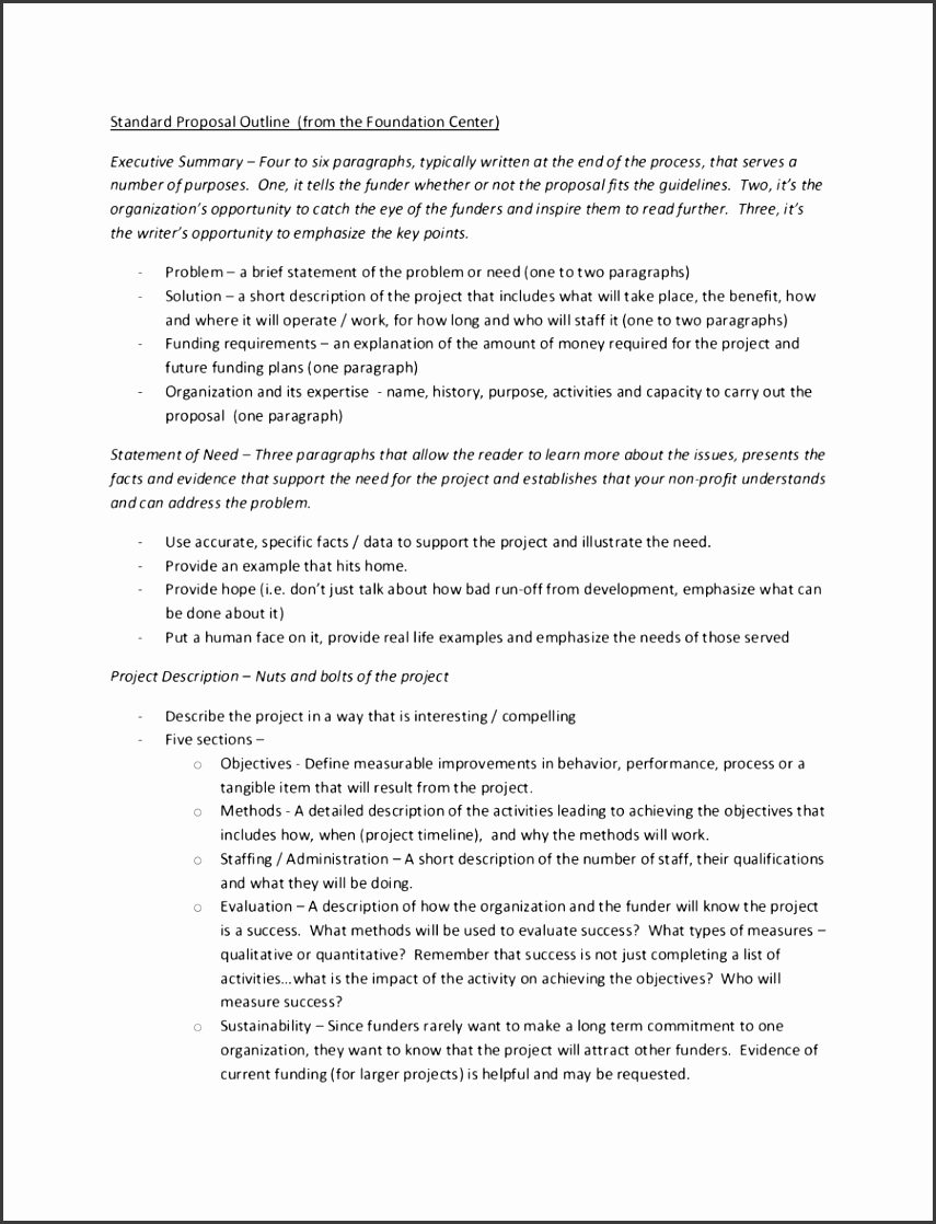 business proposal letter sample