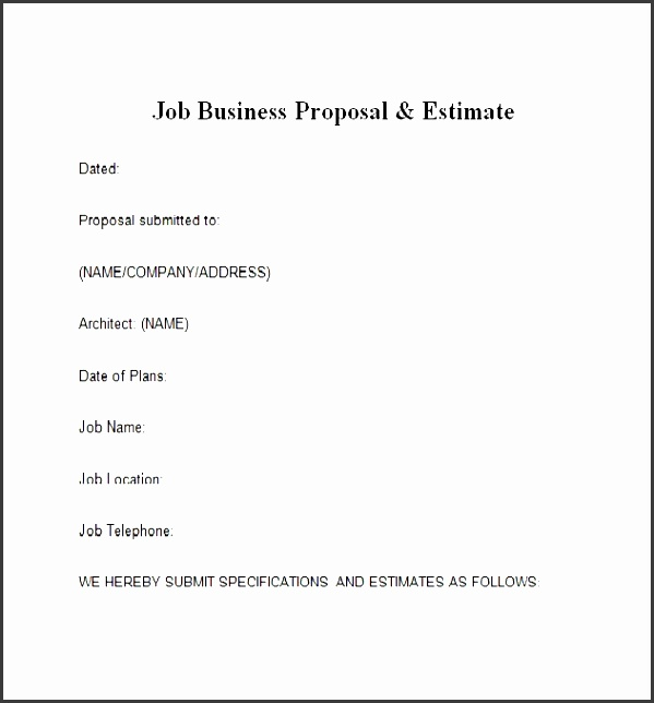 printable business proposal template 05