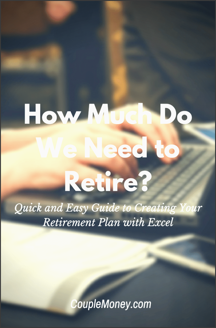 want to see how much you need to retire use these free spreadsheets to help