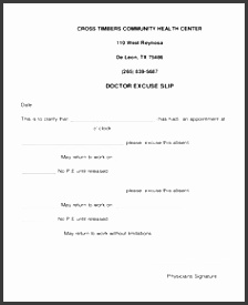 sample doctor note 24 free documents in pdf word