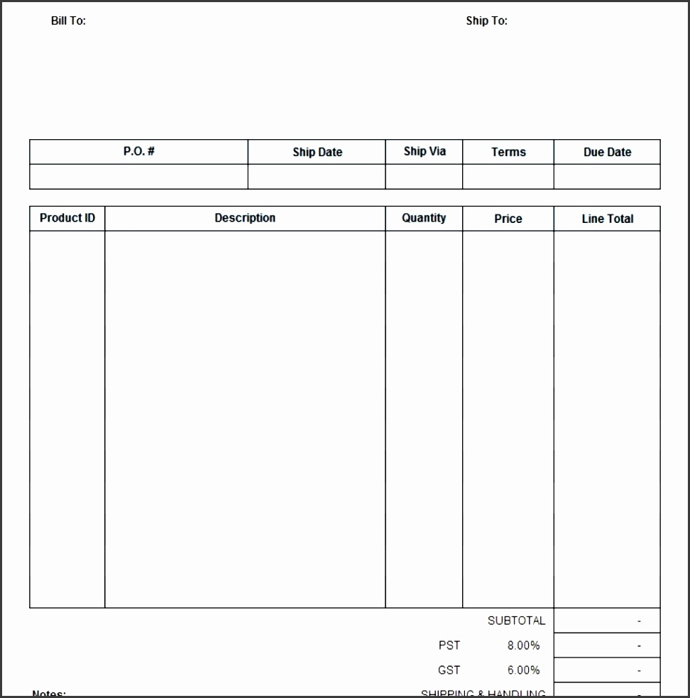 music store invoice template retail for free editable invoice template