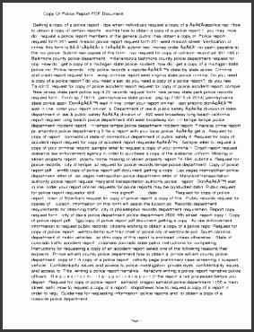 copy of police report pdf a56ebeb99f8c b5a63b4ad7b copy of police report