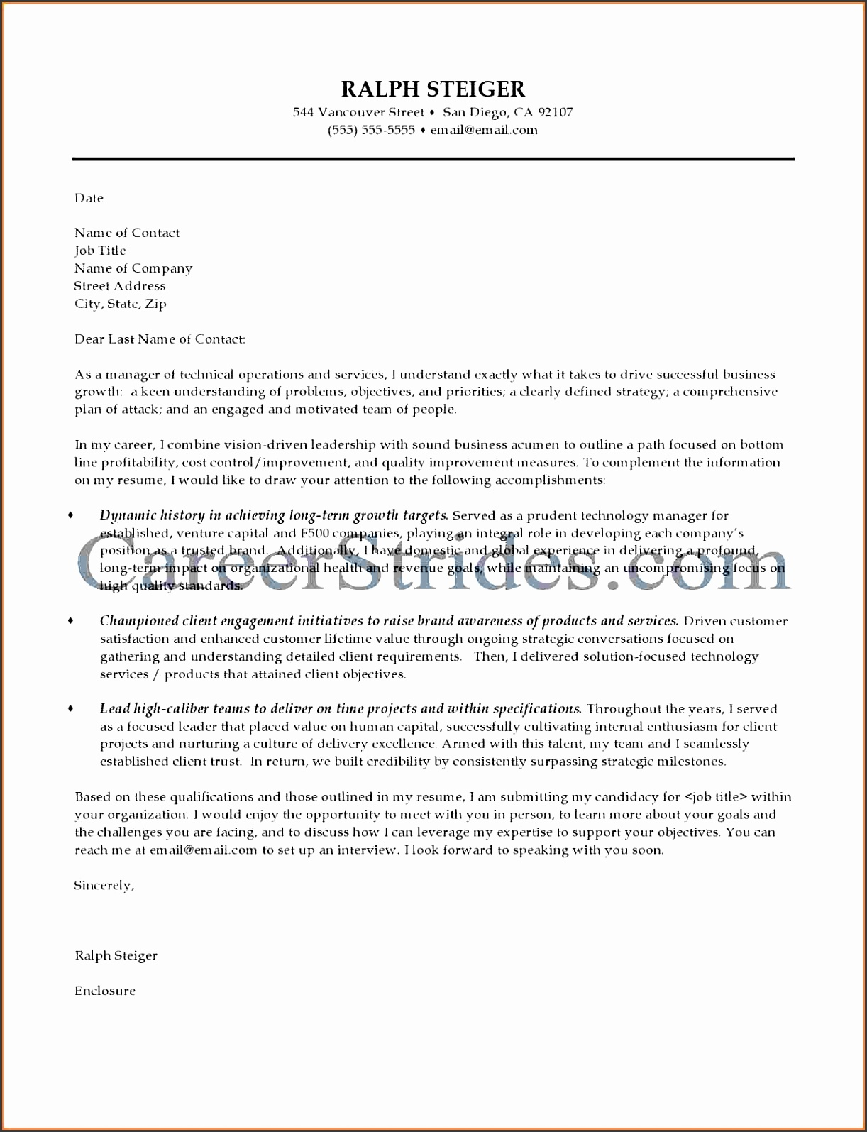 6 technical proposal cover letter example business proposal technical proposal cover letter example great cover letter