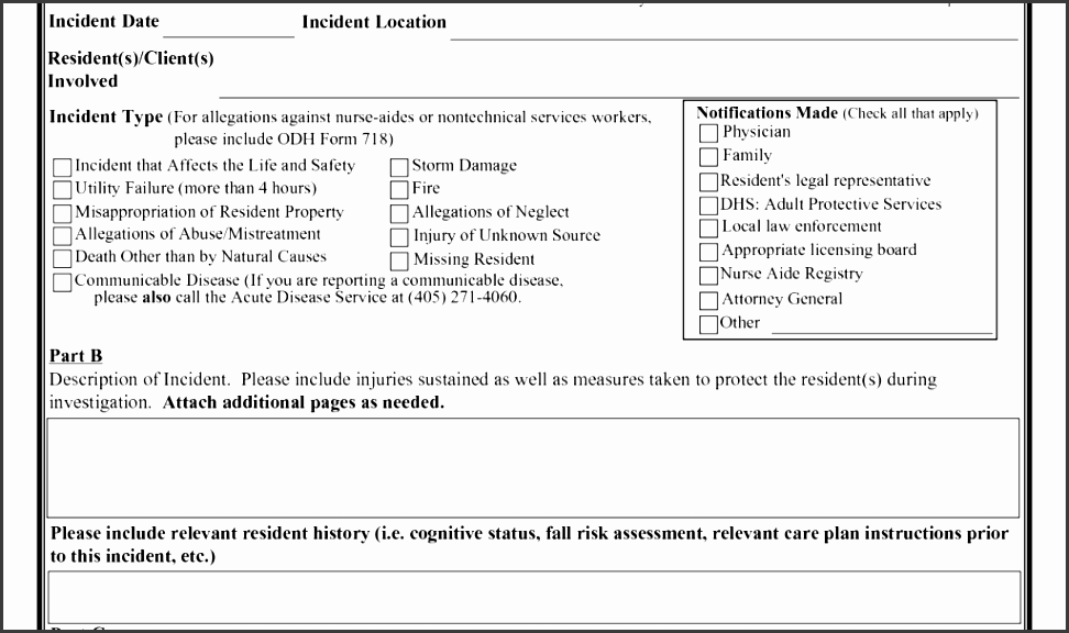 employee incident report template and physical security incident report sample by size handphone