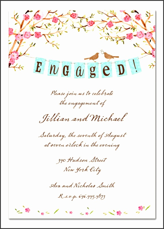 elegant engagement banners