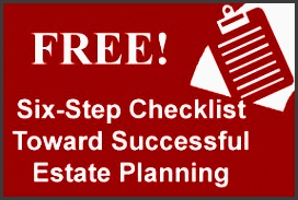 free estate planning checklist