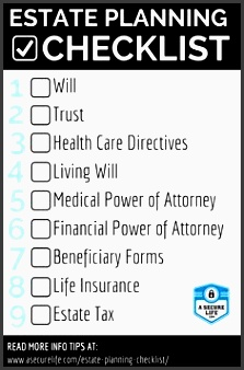 the ultimate estate planning checklist