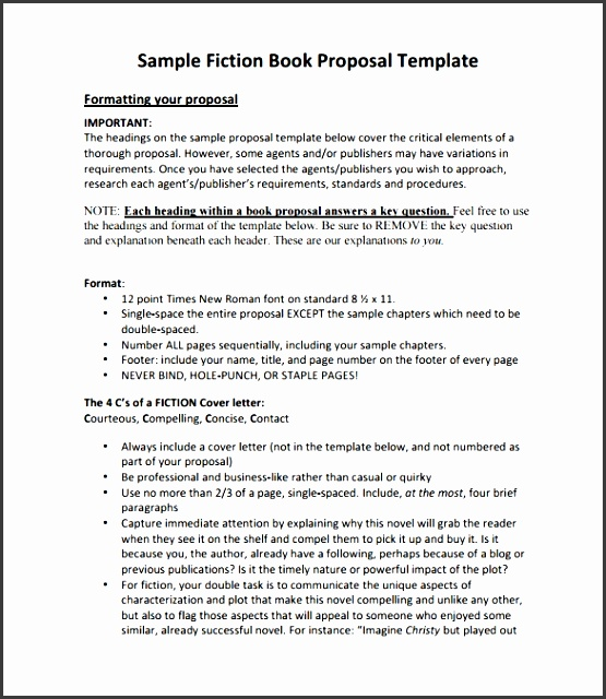 proposal template example