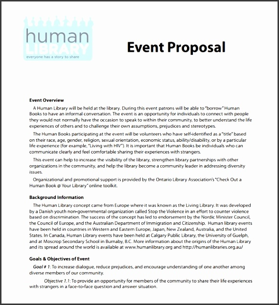 sample event proposal template 21 free documents in pdf word with sample event