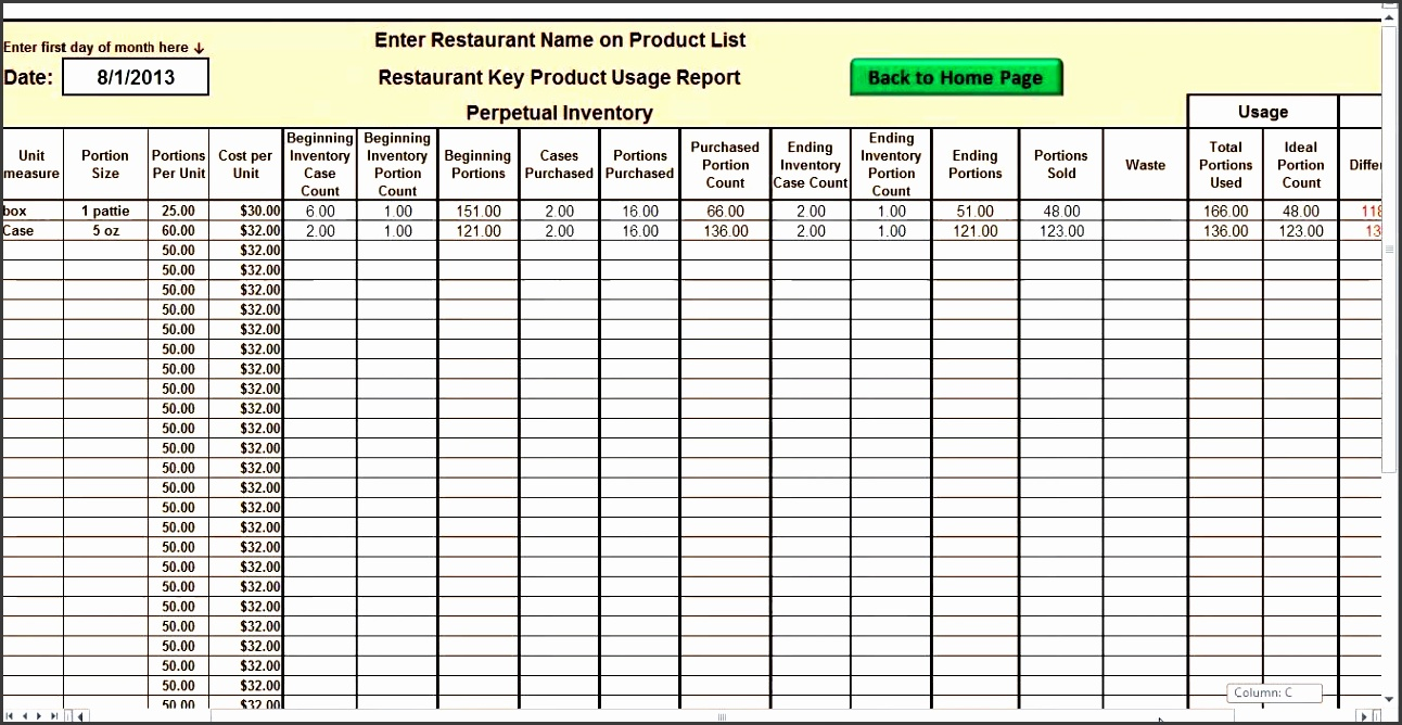 stock register format in excel with formula and bank stock statement format in excel free