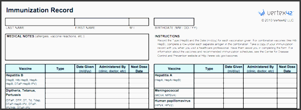 10 Excel Templates To Track Your Health And Fitness Mandegarfo