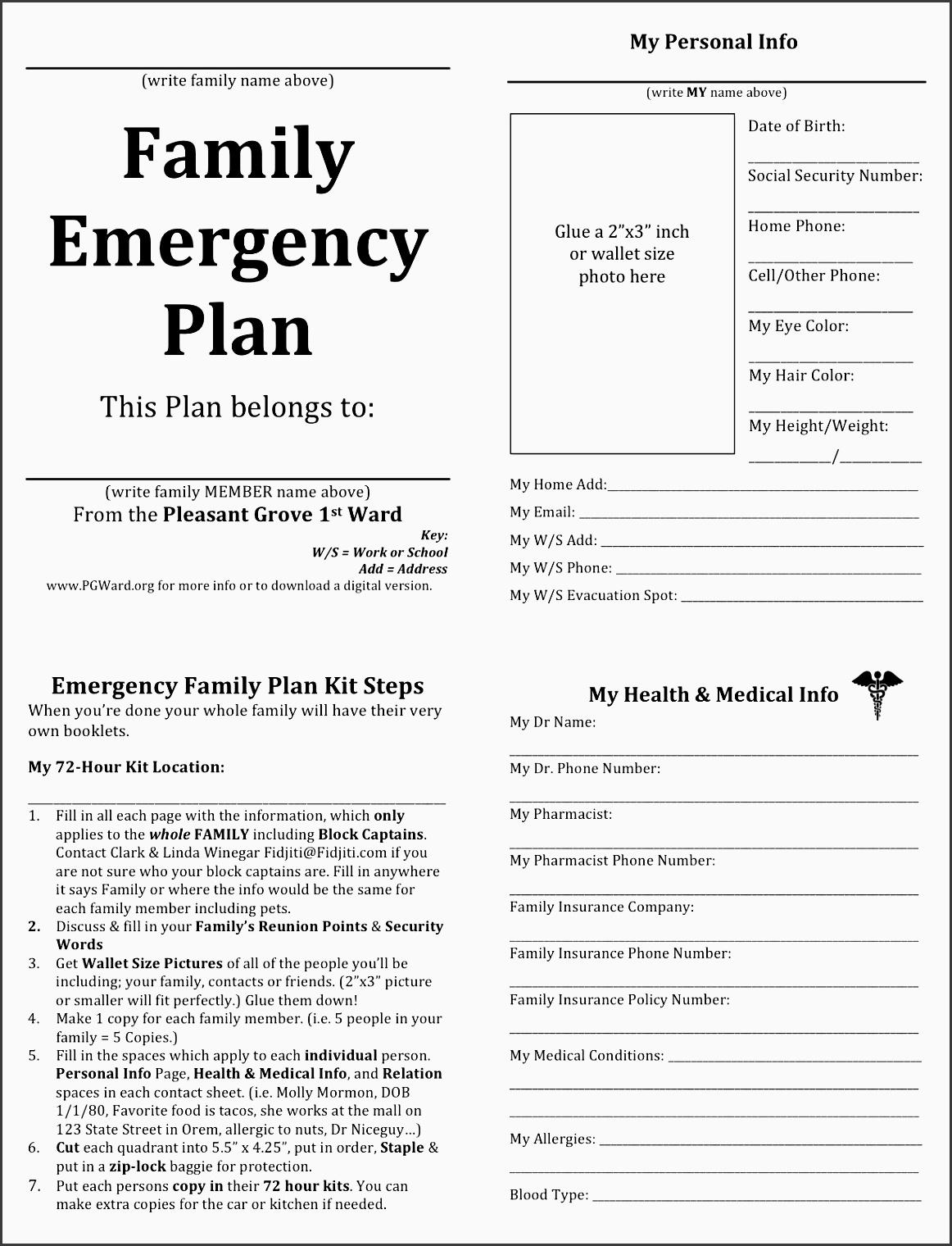business plan templates emergency plan pizza job description business emergency preparedness plan template business plan