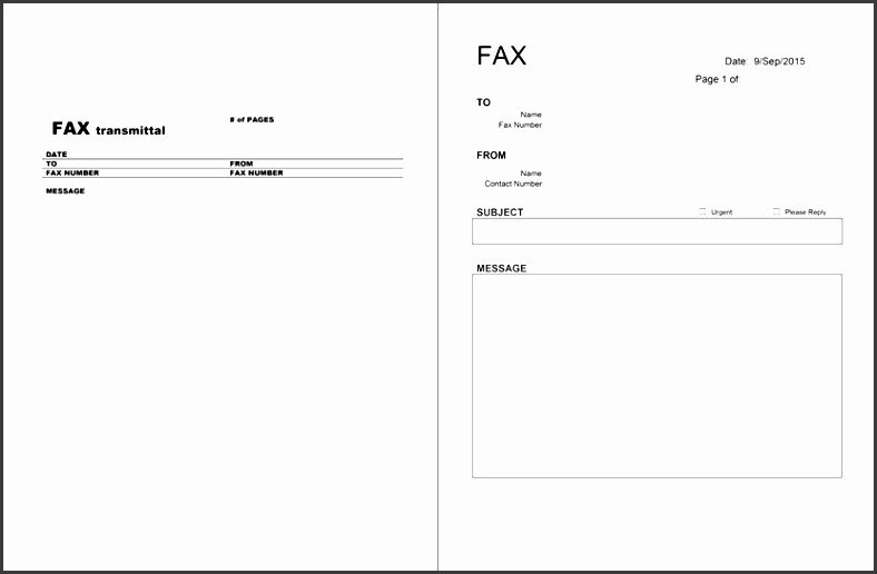 free cover fax sheet for microsoft office google docs adobe pdf
