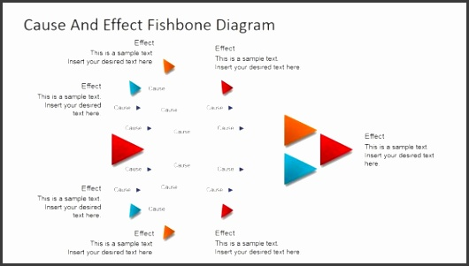 fishbone diagram template powerpoint best fishbone diagrams for root cause analysis in powerpoint ideas