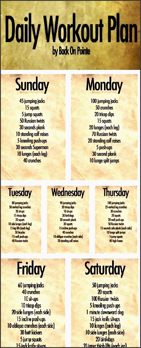 tight schedule daily workout plan workout plans workout and mondays