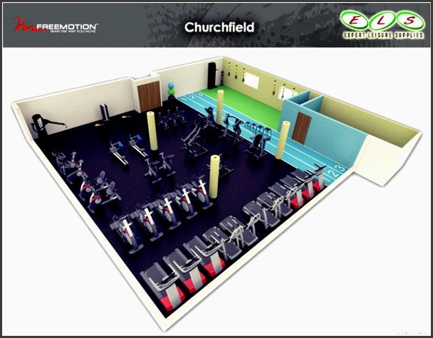 gym layout design