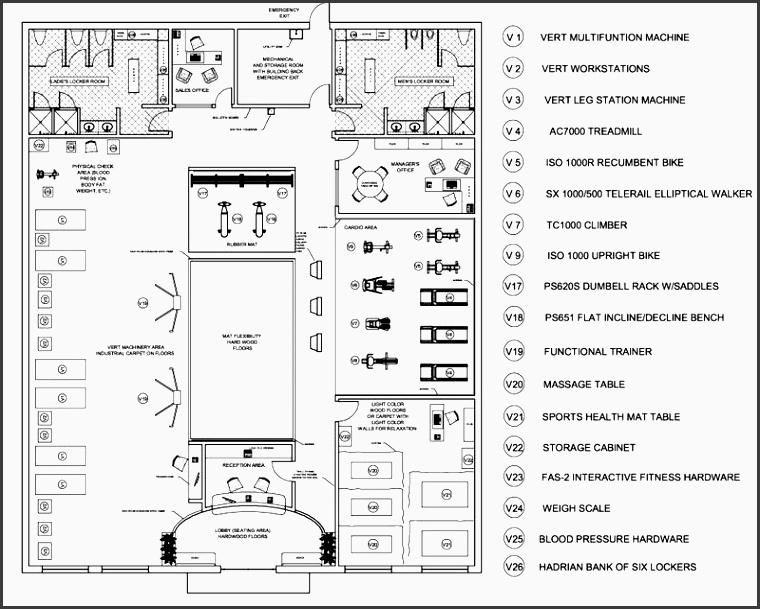 5 fitness plan maker sampletemplatess sampletemplatess - Floor plan creator free ...