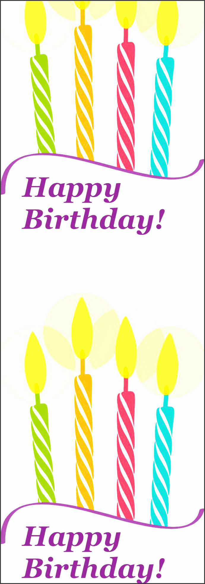 the birthday card template in pdf word excel format are free for birthday