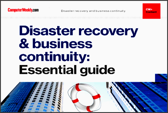 how to write a disaster recovery plan and define disaster recovery strategies
