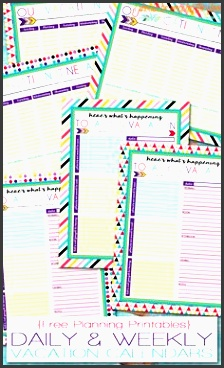 road trip planner printable and editable travel planner vacation planner instant pdf 25 pages road trip planner vacation planner and