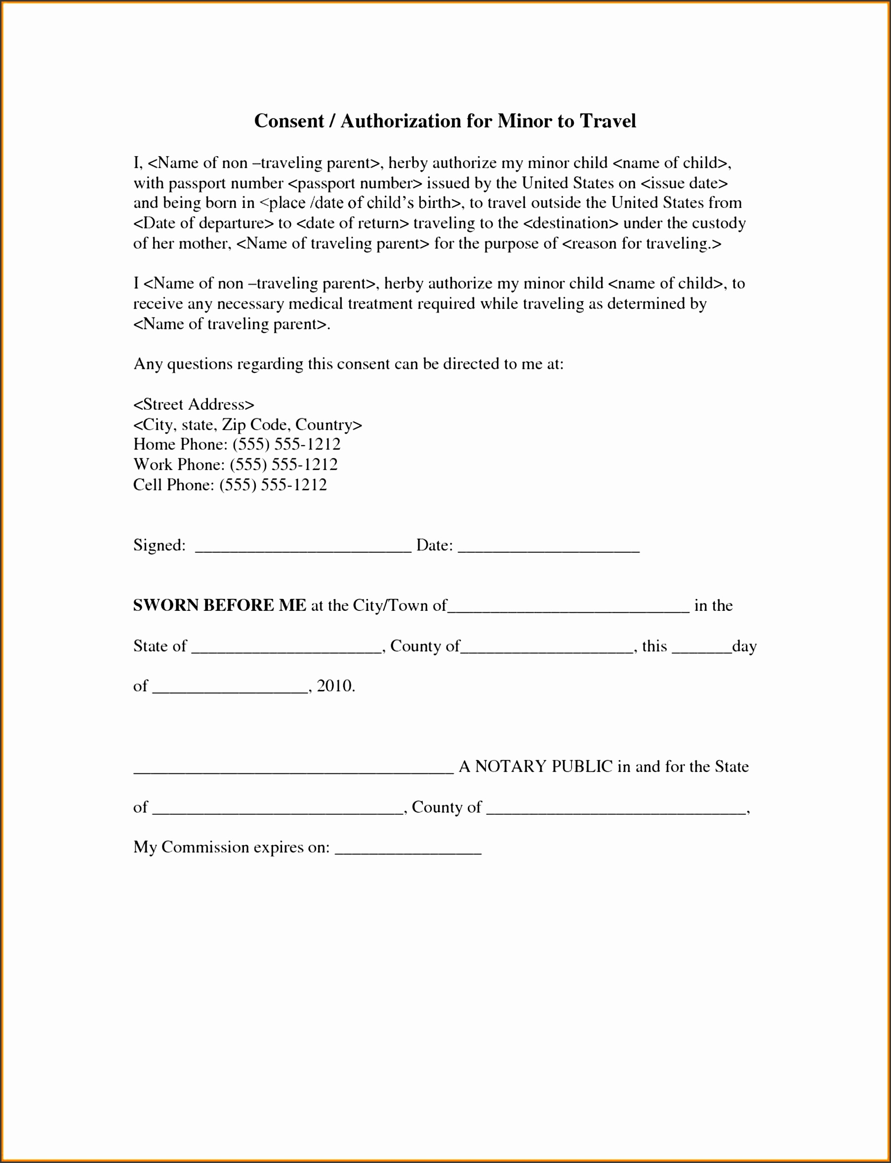 free coupon template printable rental agreement template template child travel consent form usa word voucher child