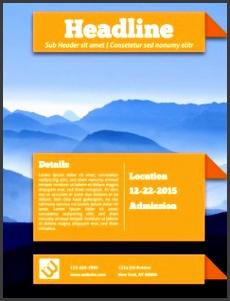 party poster digital poster design
