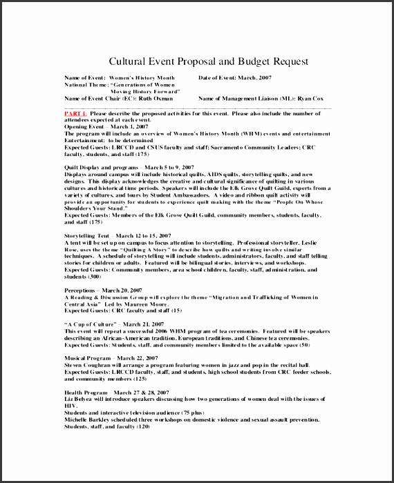 sample event proposal template 21 free documents in pdf word