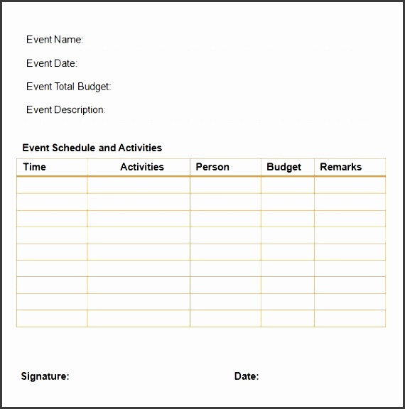 Event Proposal Sample Free  Free Proposal Template Word