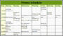 8 Free Fitness Plan Template In Excel