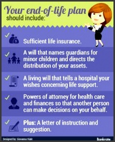jean chatzky end of life planning tips life organizationfuneral planning checklistfinancial