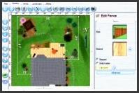 free landscape design program regarding free garden design software