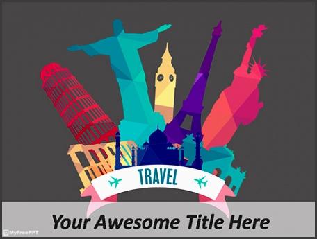 travel powerpoint theme free travel powerpoint templates free travel plan powerpoint free