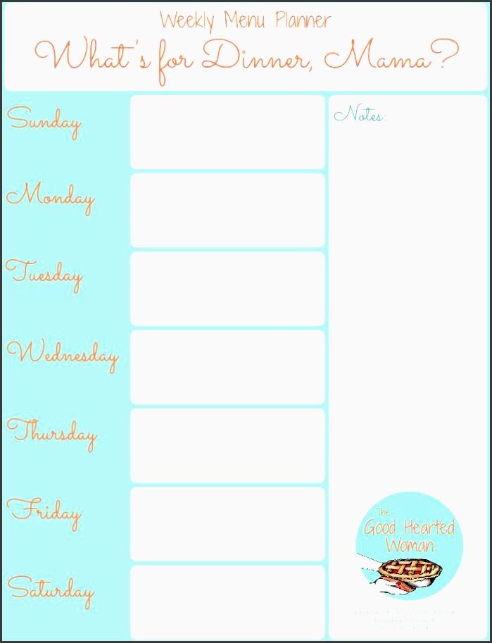 25 unique weekly menu printable ideas on pinterest weekly meal planner weekly food planner and menu planning printable