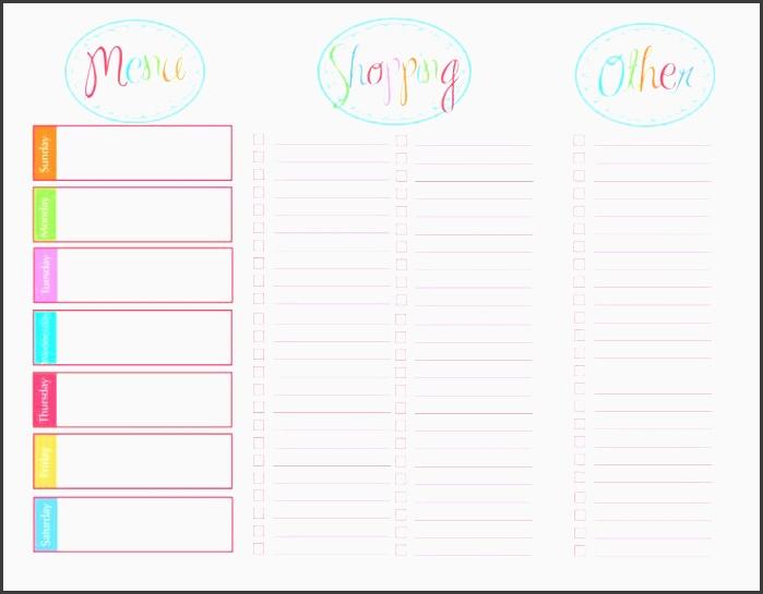 weekly menu best 25 grocery list templates ideas on pinterest free