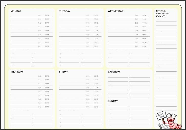 weekly planner template image 6 1