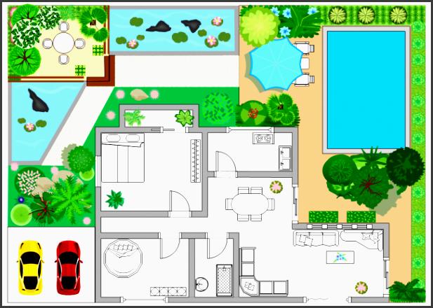 dreaming garden design