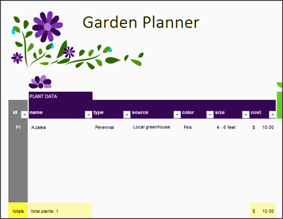 garden planner office templates with regard to garden planner template with regard to inviting