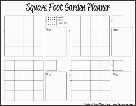 square foot garden planner frà hlingskabine micro farm
