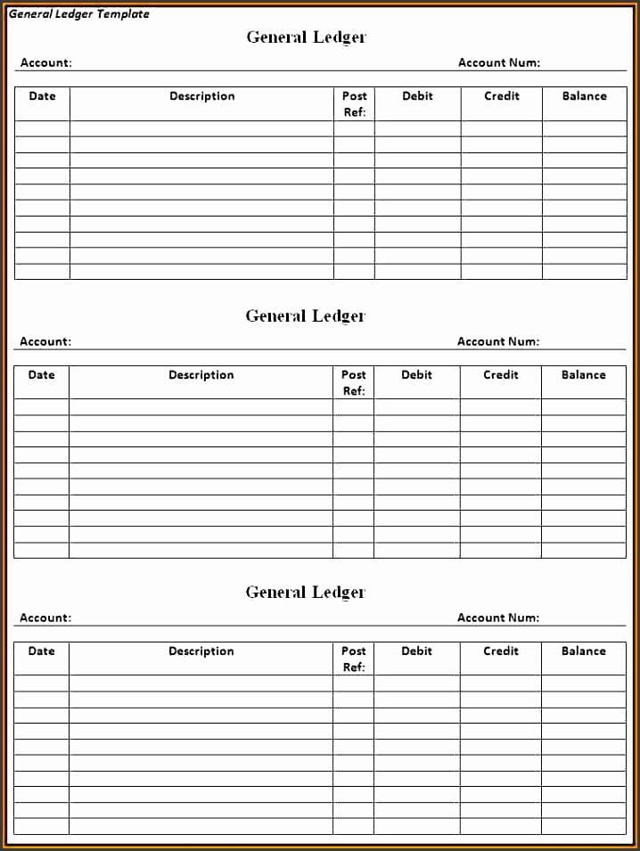 10 business expense ledger template ledger page business ledger example 25 unique general