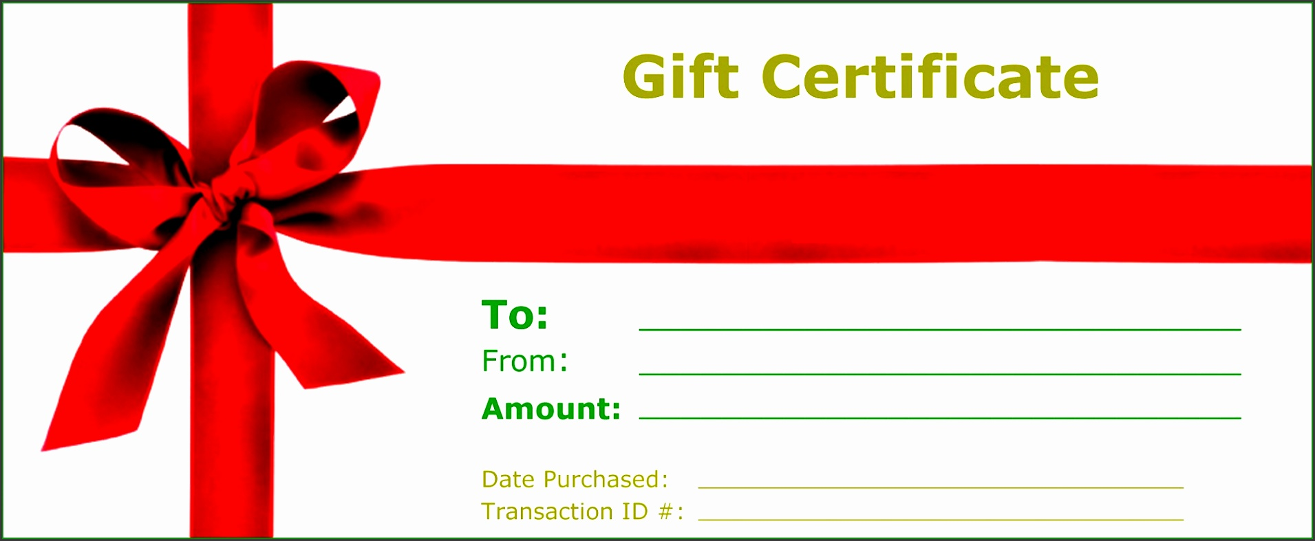 t certificate template elegant