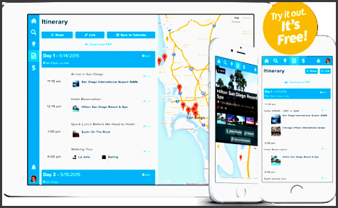 travefy makes it easy to create trip plans and build itineraries from any puter or mobile device start your itinerary