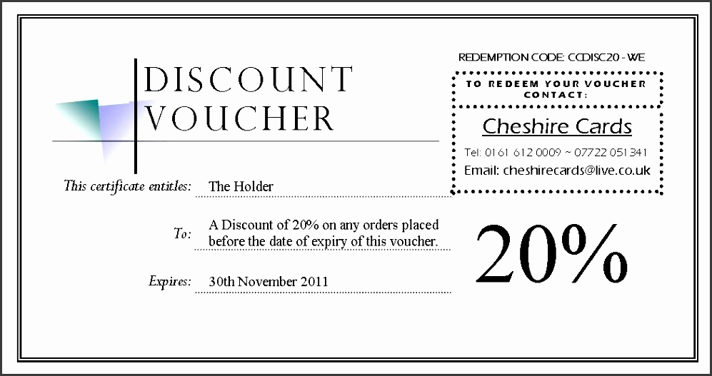 our author has been published editable discount voucher