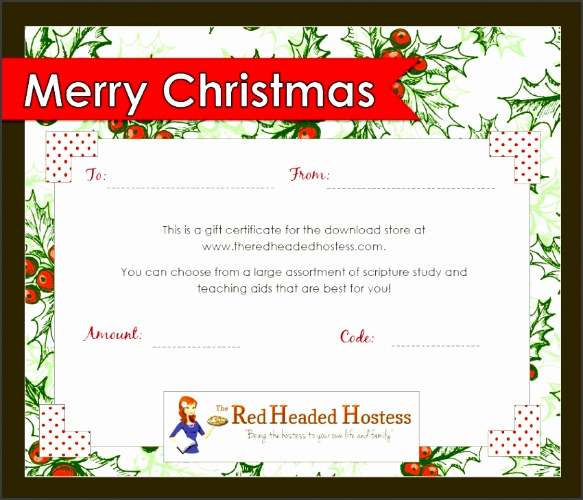 34 wonderful t voucher templates for christmas excellent template of christmas t voucher certificate with